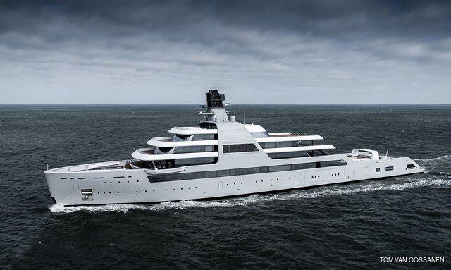 Lloyd Werft delivers 140m superyacht SOLARIS