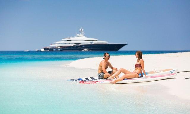 Explore the Maldives on luxury yacht charter NIRVANA