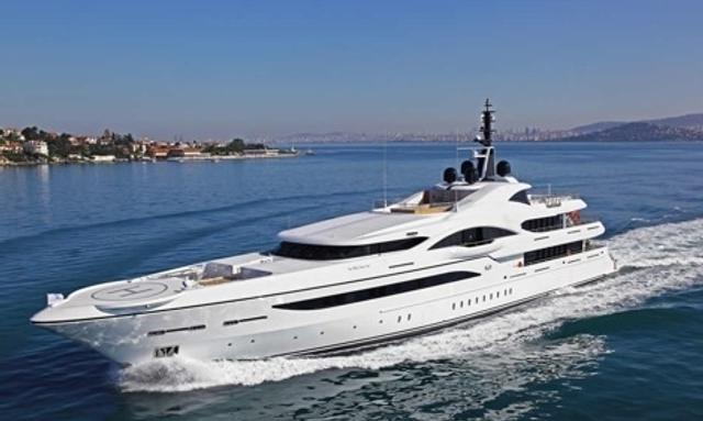 M/Y VICKY Joins the Global Charter Fleet
