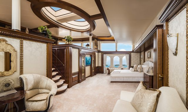 Largest Master Suite in Class on Calypso