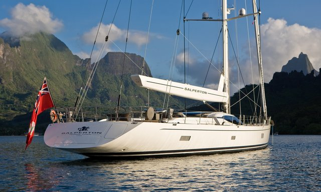 'Salperton IV' Available in the Caribbean