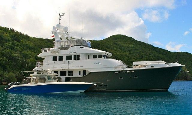 M/Y VIVIERAE Rejoins The Global Charter Fleet