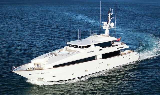 Masteka 2 Available for Charter in Fiji