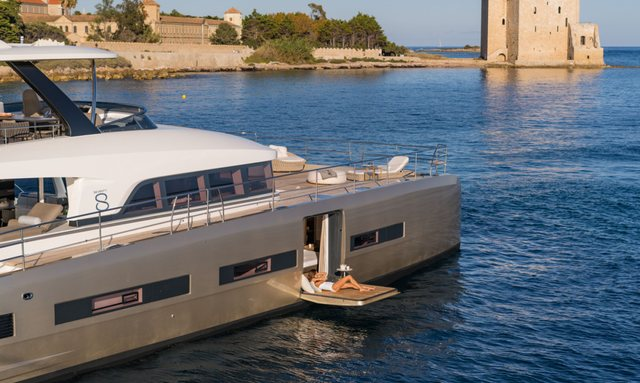 Brand new M/Y 'Double Down' opens for Caribbean charters