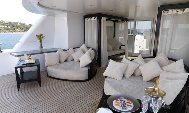 Mediterranean yacht charter special with M/Y 'My Little Violet'