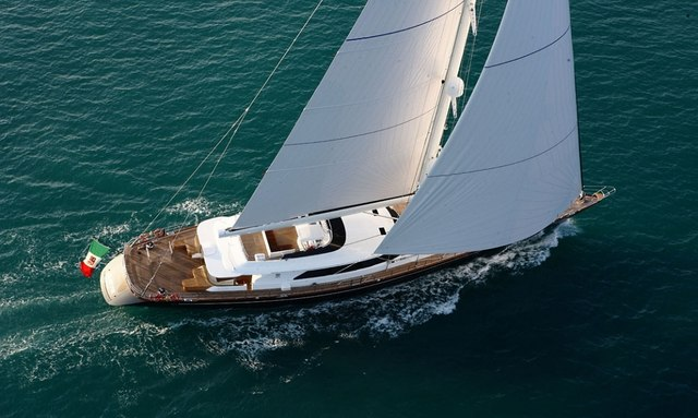 S/Y 'Clan VIII' Joins Charter Market