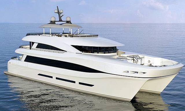 Catamaran Motor Yacht Quaranta Signed For Charter