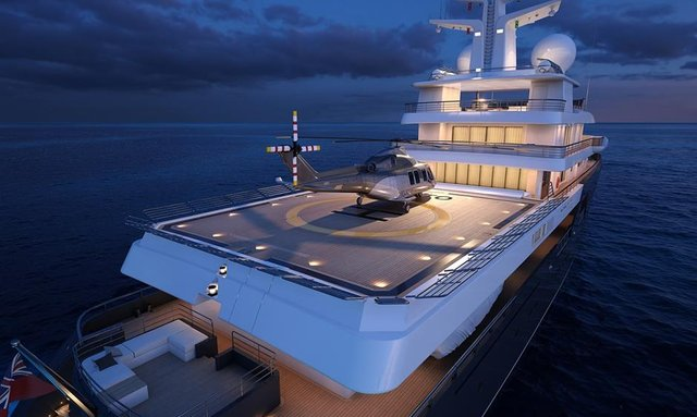 A powerful 'go-anywhere' seafaring capability on Planet Nine