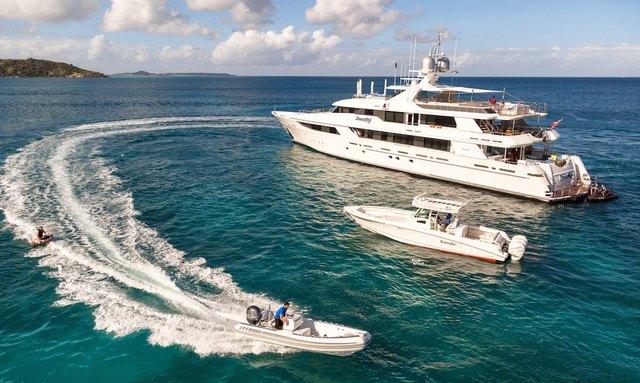 M/Y TRENDING Joins The Charter Fleet