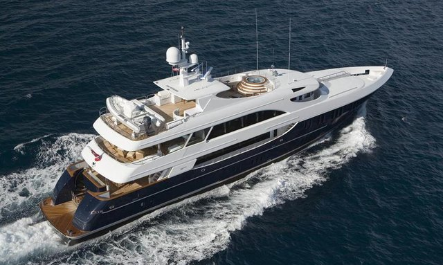 M/Y 'Libra III' (ex Lady Linda) New to Charter