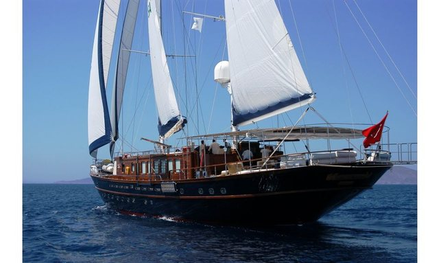 S/Y 'Sea Dream' Opens for Charter in Turkey