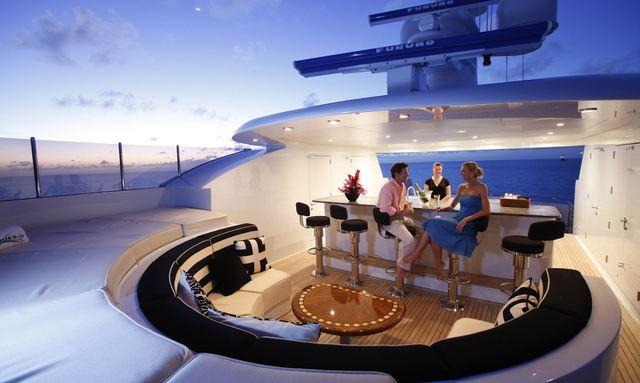 M/Y SOVEREIGN Joins Global Charter Fleet