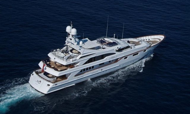 M/Y 'QM of London' Open In French Riviera