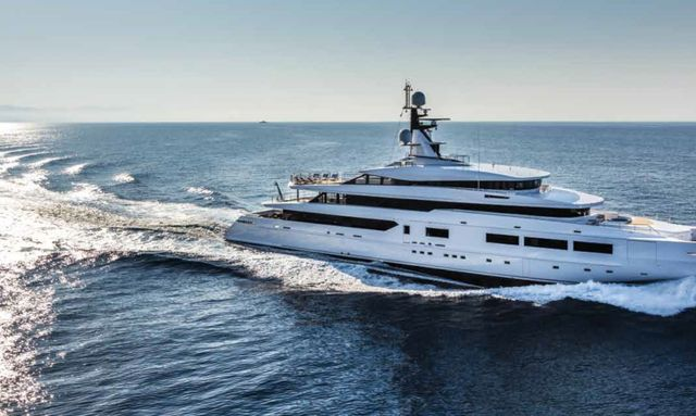 M/Y SUETRE Available in the Mediterranean
