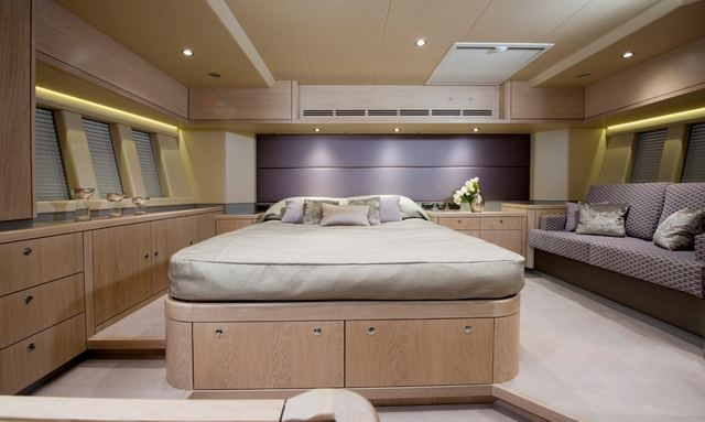 Luxury Sailing Yacht LUSH Joins Charter Fleet