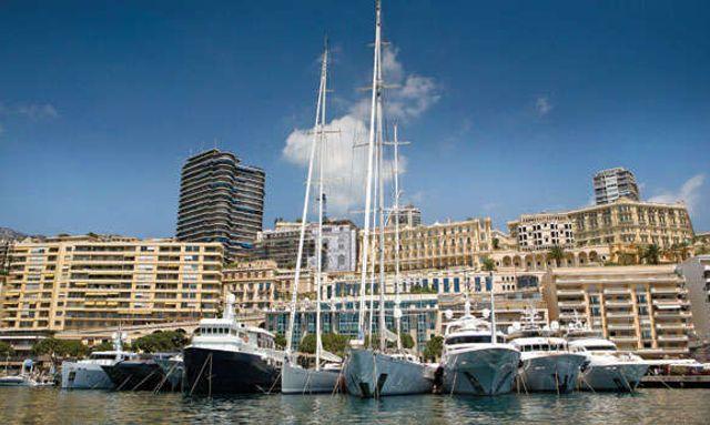 The Rendezvous in Monaco Begins