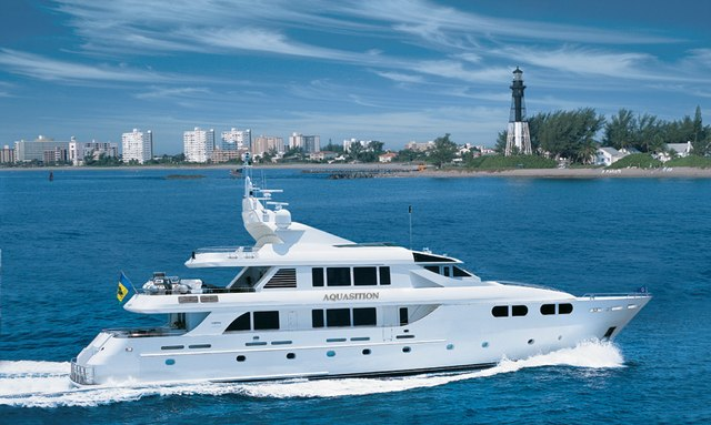 Special Charter Rate Being Offered On Motor Yacht Lady M
