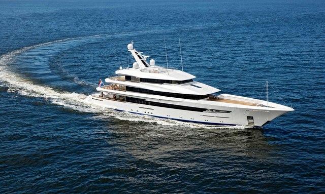 70m Feadship Superyacht JOY Available For Charter