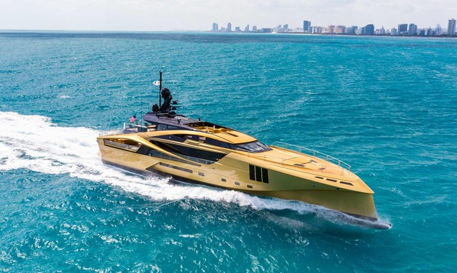 M/Y KHALILAH Joins the Global Charter Fleet