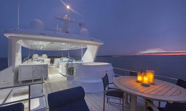 M/Y 'Lady Carmen' Joins Charter Market in Bahamas