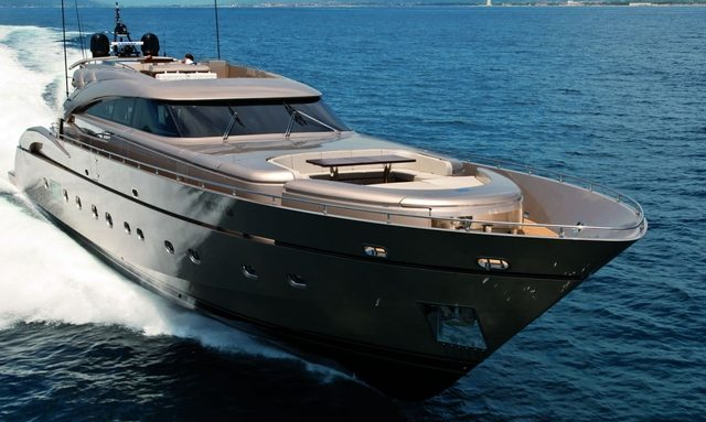 M/Y MUSA Now Open For Charter