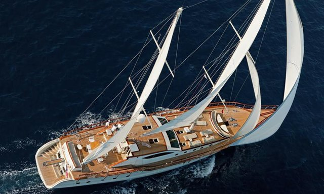 S/Y 'Miss B' New to Charter Market