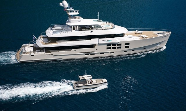 M/Y 'Big Fish' Available in Thailand