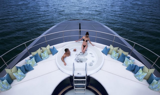 Escape to Thailand for New Year's on M/Y 'Ocean Emerald'