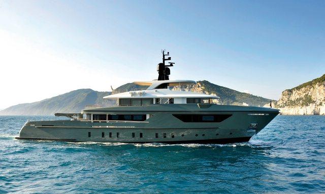 M/Y MOKA Joins Global Charter Fleet