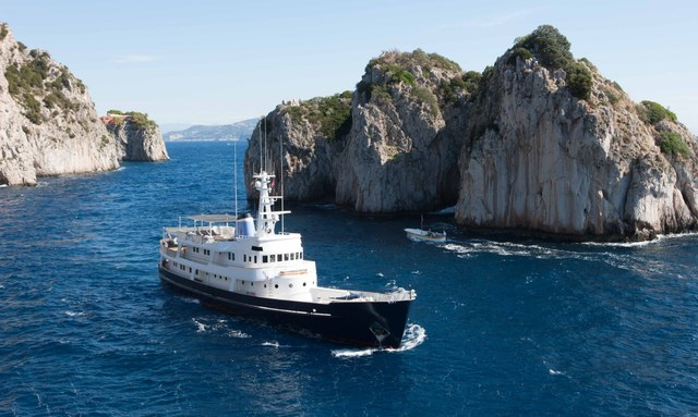 M/Y 'Ice Lady' New to Global Charter Fleet
