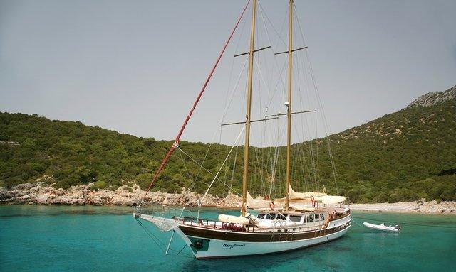 S/Y 'Kaya Guneri II' Takes Bookings in Croatia