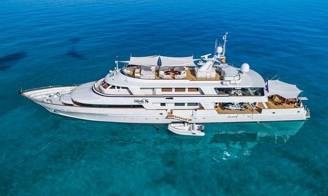 Benetti M/Y 'Lady S' joins global charter fleet