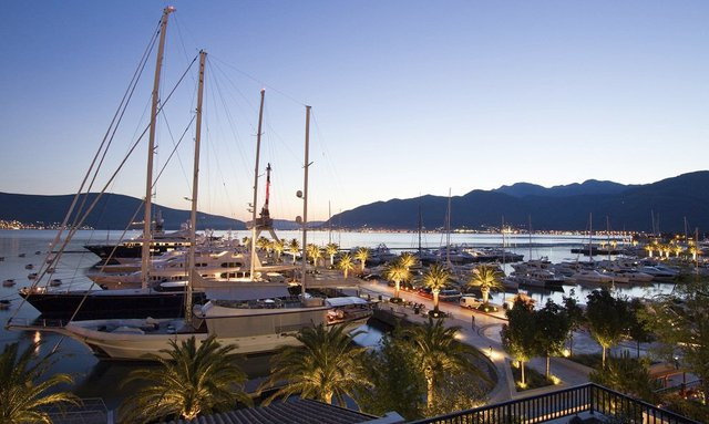 Porto Montenegro to Double Marina Berths