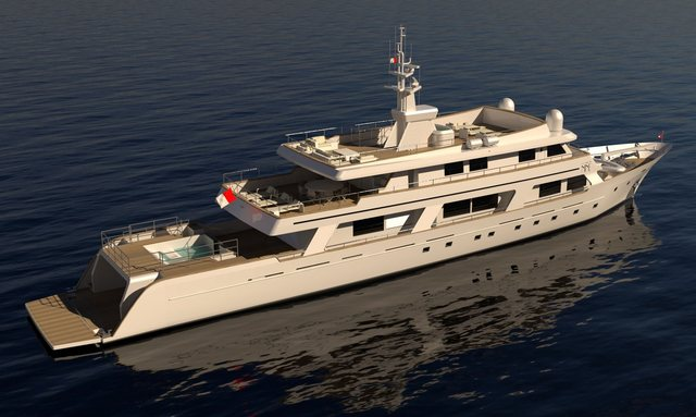 M/Y COMMITMENT undergoing comprehensive refit and renamed 'Number Nine'