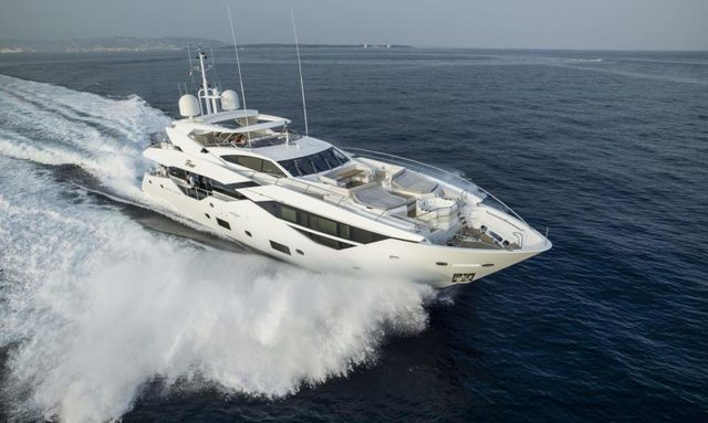 Brand New Sunseeker M/Y FLEUR Available For Charter