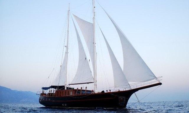Sail Yacht MYRA Offering Western Med Deal