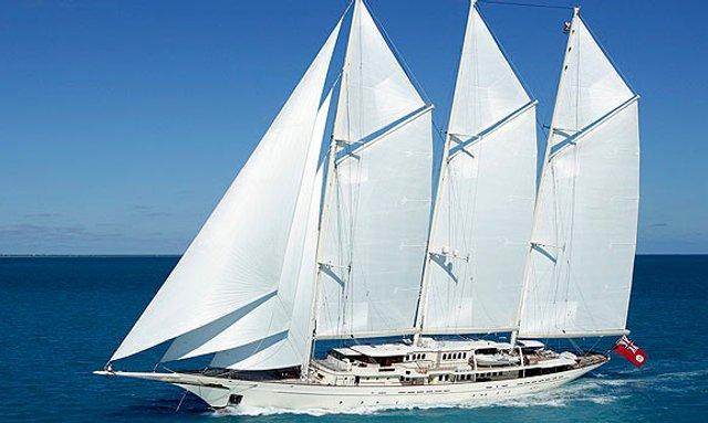 Athena on Display at Monaco Yacht Show 2012