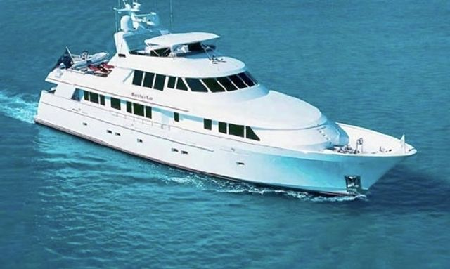 M/Y 'Murphy's Law' Refitted