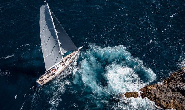 34m charter yacht KAWIL storms to victory at New Zealand Millennium Cup 2020