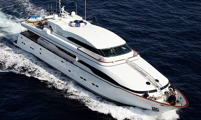 Popular Charter Yacht Wheels Available in 2013