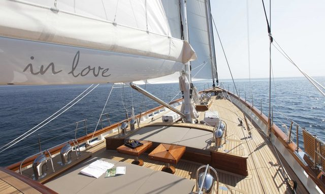 S/Y 'In Love' Now Available For Charter