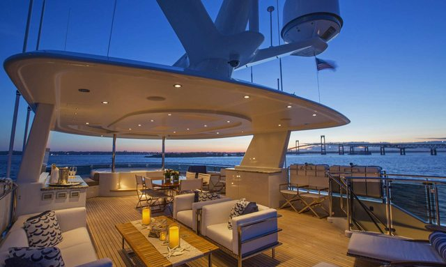 Bahamas yacht charter special: save with M/Y 'Far Niente'