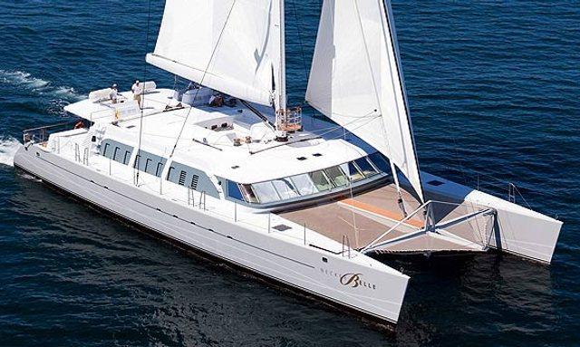 32 Metre Sailing Yacht Necker Belle For Charter