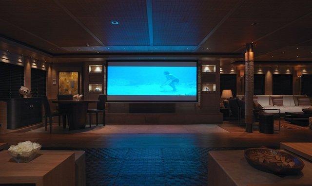 Superyacht NAIA Has Charter Availability
