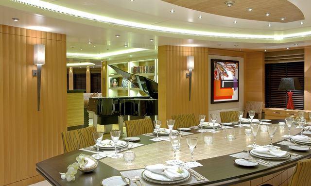 Superyacht ARKLEY Offering Luxury Charters in Croatia