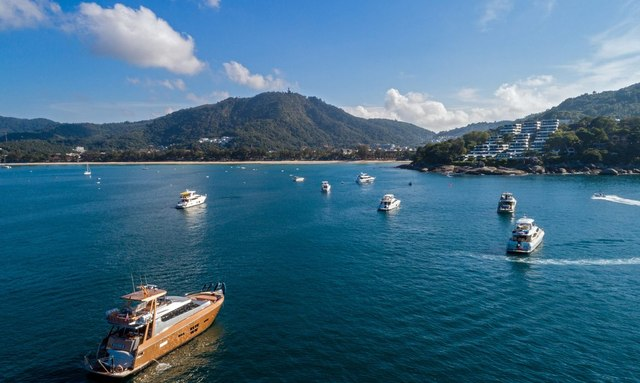 Kata Rocks Superyacht Rendez-Vous kicks off today
