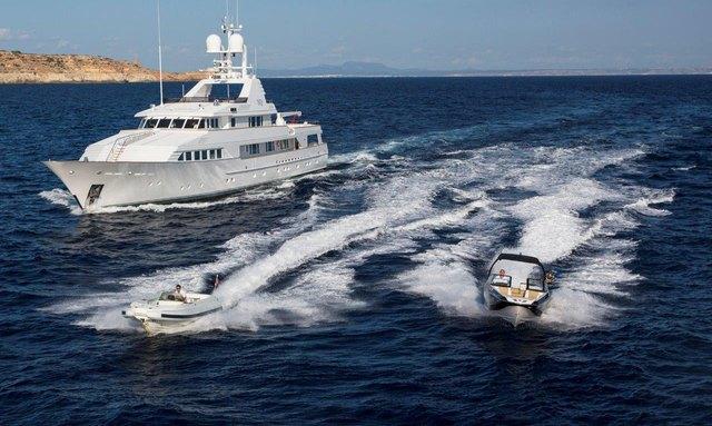 M/Y MQ2 Joins The Global Charter Fleet
