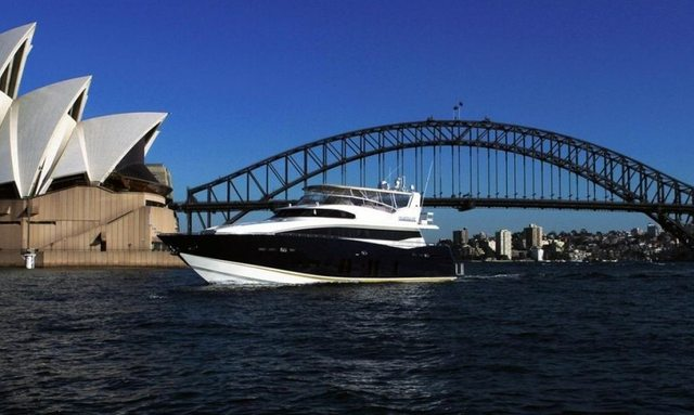 Charter Market welcomes M/Y PATRIOT