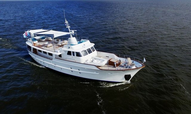 Feadship M/Y MONARA Available For Charter