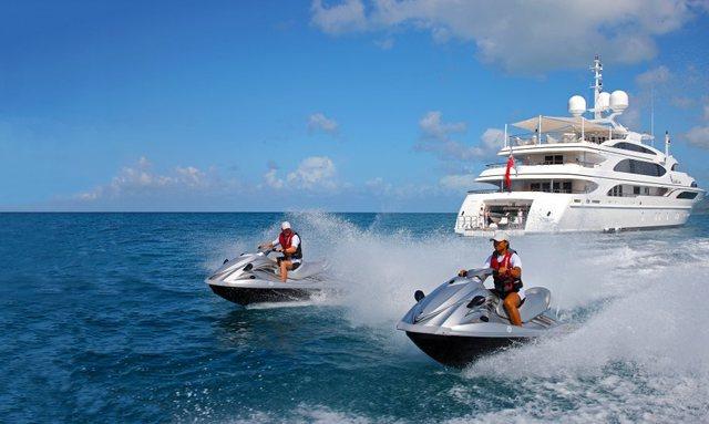 M/Y 'Lady Luck' Enters Global Charter Fleet